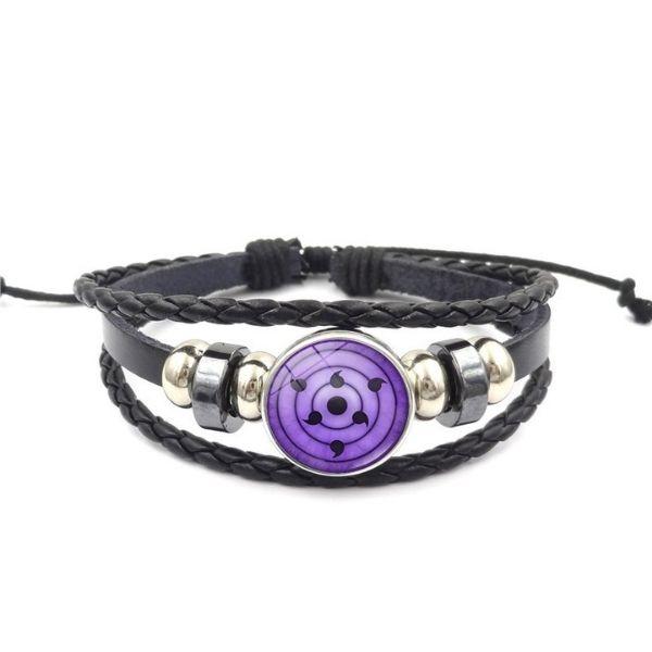 Bracelets Type: Wrap Bracelets Chain Type: Rope Chain Material: Leather Metals Type: Zinc Alloy Shape\pattern: geometric Length: 20cm/ adjustable Gender: Unisex